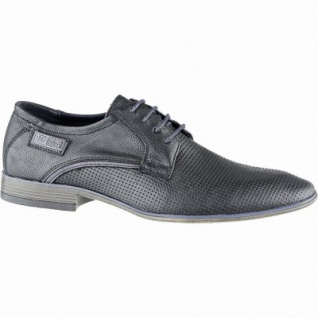TOM TAILOR sportliche Herren Synthetik Sommer Boots black, Tom Tailor Laufsohle, Tom Tailor Decksohle, 2140131