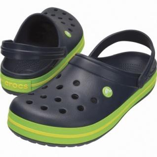 Crocs Crocband Damen, Herren Crocs navy, verstellbarer Fersenriemen, 4338110/41-42 - Vorschau 2