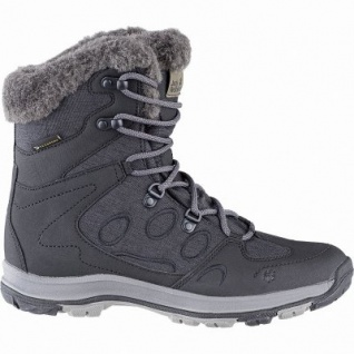 Jack Wolfskin Thunder Bay Texapore Mid W Synthetik Outdoor Boots phantom, Warmfutter, warm bis - 20 Grad, 4441173/6.0