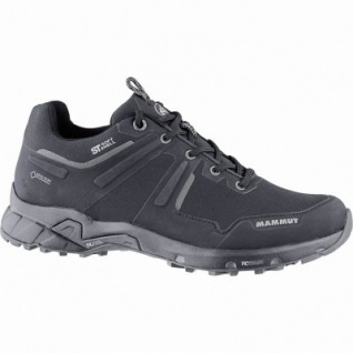 Mammut Ultimate Pro Low GTX Women Damen Softshell Trekking Schuhe black, Gore Tex Austattung, 4440161