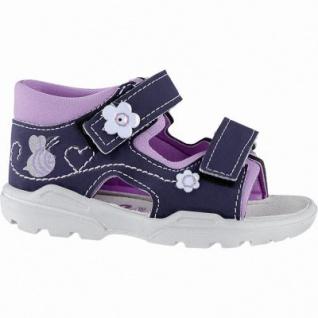 Pepino Kittie süße Mädchen Synthetik Lauflern Sandalen nautic, mittlere Weite, Pepino Leder Fußbett, 3140135