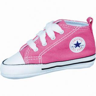 Converse Chuck Taylor All Star First Star High, Baby Canvas Chucks pink, 3034101
