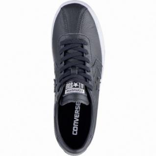 Converse Breakpoint coole Damen Leder Sneakers Low black, Meshfutter, 1239113/36 - Vorschau 2