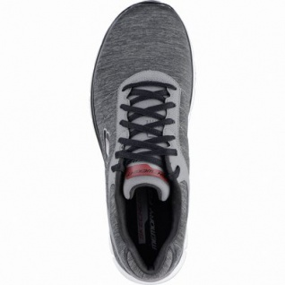 Skechers Synergy instand reaction coole Herren Jersey Sneakers charcoal, Memory-Foam-Fußbett, 4239142/40 - Vorschau 2