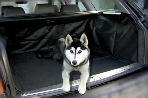 Universal Auto Hundedecke Gatsby, Rücksitz Schondecke, Transportdecke, 100x15...