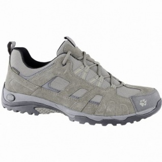 Jack Wolfskin Vojo Hike Texapore Men Herren Leder Mesh Outdoor Schuhe flashing green, Texapore Ausstattung, 4440158/8.5