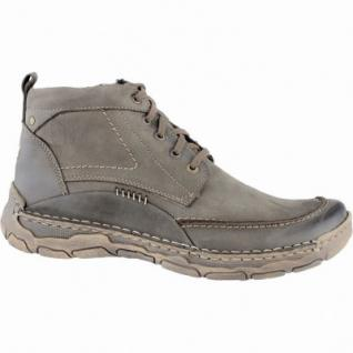 Josef Seibel Dominic 09 Herren Leder Winter Boots vulcano, Warmfutter, warmes Fußbett, 2539180