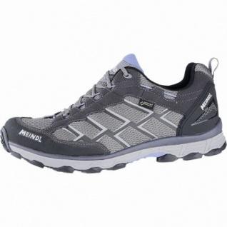 Meindl Activo GTX Herren Velour-Mesh Outdoor Schuhe anthrazit, Air-Active-Wellness-Sport-Fußbett, 4440115