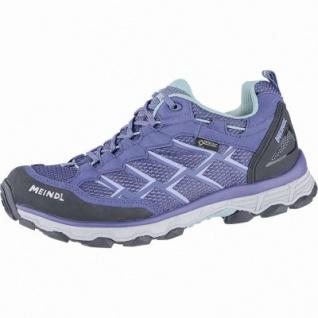 Meindl Activo Lady GTX Damen Velour-Mesh Trekking Schuhe jeans, Air-Active-Wellness-Sport-Fußbett, 4440112/6.0
