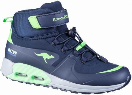 KANGAROOS Kanga X Hydro Jungen Synthetik Sneakers navy, Kangaroos Decksohle