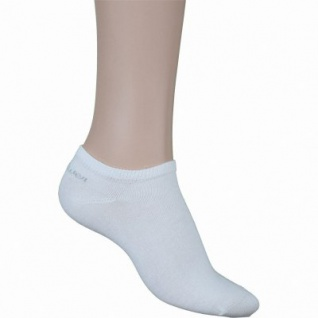 s.Oliver Classic NOS Unisex Sneaker weiß, 3er Pack Damen, Herren Sneaker Socken, 6533111/39-42