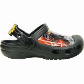 Crocs CC Star Wars Clog Kids Jungen Crocs black multi, verstellbarer Fersenriemen, 4336101/32-33