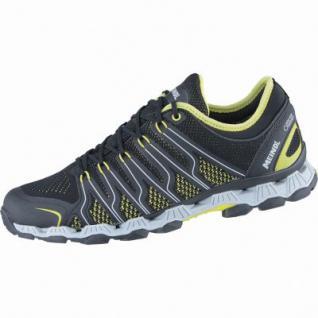 Meindl X-SO Wave II GTX Herren Mesh Outdoor Schuhe schwarz, Surround-Soft-Fußbett, 4438165/7.0