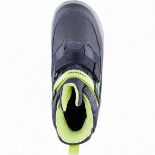 Geox Jungen Synthetik Winter Amphibiox Boots navy, 12 cm Schaft, molliges Warmfutter, Thermal Insulation, 3741119/30 - Vorschau 2