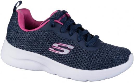 SKECHERS Dynamight 2.0 Mädchen Sneakers navy, Skechers Memory Foam Fußbett