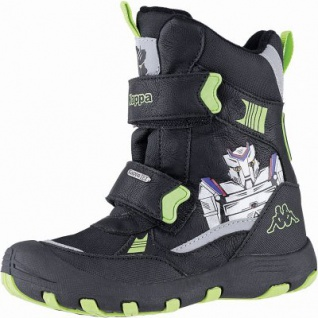 Kapppa Robot Tex K Jungen Synthetik Winter Tex Boots black, 12 cm Schaft, Warmfutter, warmes Fußbett, 3741124/31