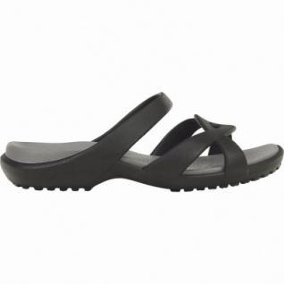 Crocs Meleen Twist Damen Pantoletten black, 4338113/37-38