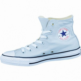 Converse CTAS Chuck Taylor All Star Seasonal Color Damen und Herren Canvas Chucks mouse/white/black, 1236221/41.5
