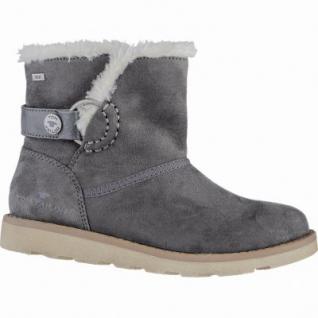 TOM TAILOR Mädchen Winter Textil Tex Boots coal, Warmfutter, 3739208/38
