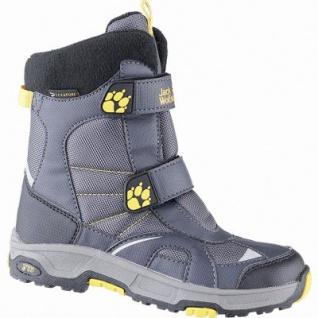 Jack Wolfskin Boys Polar Bear Texapore Jungen Synthetik Snow Boots burly, molliges Wamfutter, bis -20 Grad, 4541112/37
