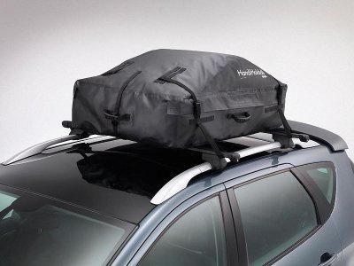 Handiworld Easy Carry faltbare Universal Dachtasche 110x81x40 cm, 320 Liter, bis 50 kg, wasserdicht, Dachbox, Dachkoffer