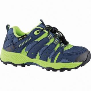 Lico Fremont Jungen Nylon Trekking Schuhe petrol, Textilfutter, auswechselbare Textil Einlegesohle, 3342102/25 - Vorschau 1