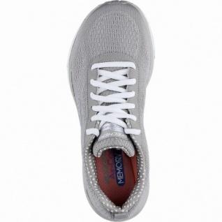 Skechers Infinity coole Damen Mesh Sneakers taupe, Skechers Air-Cooled-Memory-Foam-Fußbett, 4240198/36 - Vorschau 2