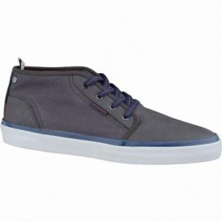 Jack&Jones JFW Major Mixed Mid Sneaker Herren Synthetik Sneakers java, leichtes Check-Futter, 2537165