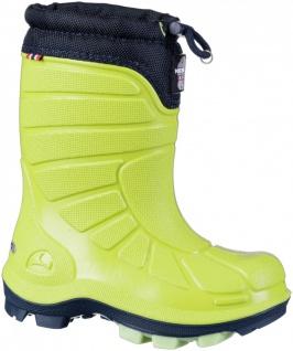 VIKING Extreme Mädchen Winter PU Thermo Boots lime, hält warm bis -20 Grad, v...