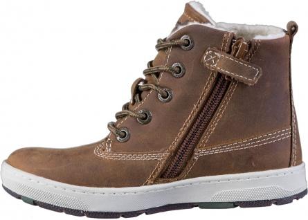 LURCHI Doug Jungen Winter Leder Boots tabacco, breitere Passform, Tex Ausstat... - Vorschau 3