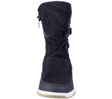 KAPPA Cream Mädchen Winter Synthetik Stiefel black, Warmfutter, warme Decksohle - Vorschau 4