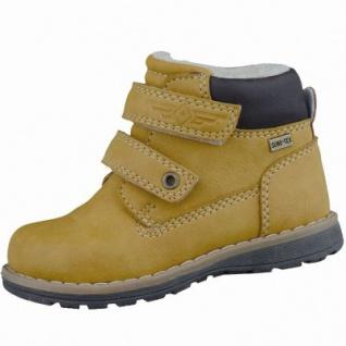 Be Mega Jungen Synthetik Winter Tex Boots camel, molliges Warmfutter, Fußbett, 3237131/21