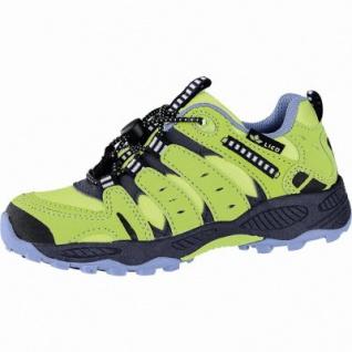 Lico Fremont Jungen Nylon Trekking Schuhe lemon, Textilfutter, Textileinlegesohle, 4440117