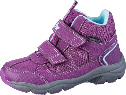 LICO Somero V Mädchen Nylon Boots pink, Comfortex Klimamembrane