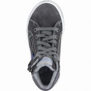 Richter Jungen Winter Leder Boots steel, Warmfutter, warmes Fußbett, mittlere Weite, 3739202 - Vorschau 2
