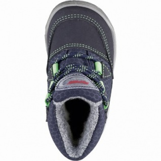 Pepino Emil coole Jungen Synthetik Winter Tex Boots see, waschbar, Lammwollfutter, warmes Fußbett, breitere Passform, 3241139/26 - Vorschau 2