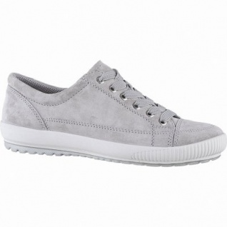 Legero Damen Komfort Leder Sneakers alluminio, herausnehmbares Legero Leder Fußbett, Comfort Weite G, 1342108/3.5
