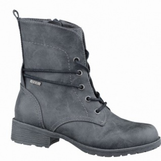 Indigo coole Mädchen Synthetik Tex Stiefel grey, leichtes Warmfutter, warmes Fußbett, 3737175/35