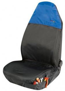 Universal Polyester Auto Schonbezug Outdoor Sports blau, wasserabweisend, schmutzabweisend, für Outdoor, Sport, Transport