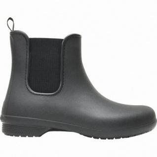 Crocs Crocs Freesail Chelsea Boot W Damen Gummistiefel black, 5039110/37-38