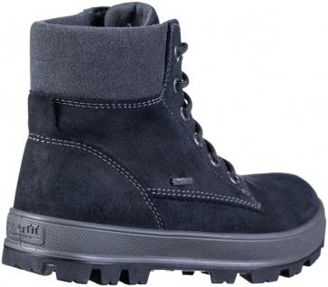 SUPERFIT Jungen Winter Leder Boots schwarz, Goretex Ausstattung, mittlere Wei... - Vorschau 2