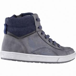 Indigo Jungen Synthetik Winter Boots grey, molliges Warmfutter, warmes Fußbett, 3741197 - Vorschau 2