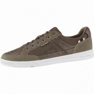 Jack&Jones JFW Rayne coole Herren Synthetik Sneakers cognac, Textilfutter, Sneaker Laufsohle, 2140113/46