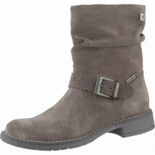 Richter Mädchen Leder Winter Tex Stiefel almond, Warmfutter, warmes Fußbett, mittlere Weite, 3739192/38