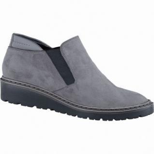 Jenny Portland Damen Synthetik Boots street, Weite G, Warmfutter, Luftpolstersohle, Jenny Fußbett, 1737132