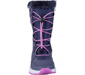 KANGAROOS K-Glaze RTX Mädchen Winter Synthetik Boots navy, molliges Warmfutte... - Vorschau 4