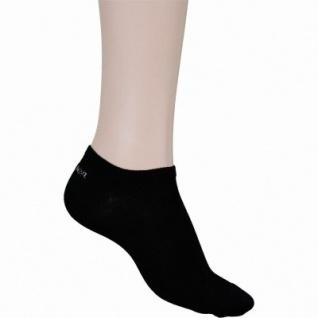 s.Oliver Classic NOS Unisex Sneaker schwarz, 3er Pack Damen, Herren Sneaker Socken, 6533112/35-38