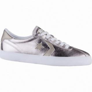 Converse Breakpoint coole Damen Metallic Canvas Sneakers Low rose quartz, Meshfutter, 1239114/37