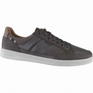 Jack&Jones Rayne coole Herren Synthetik Sneakers lava, herausnehmbare Einlegesohle, 2139115
