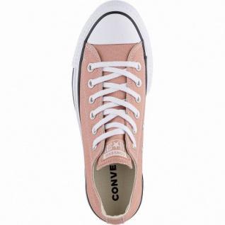 Converse Chuck Taylor All Star Lift - Ox Damen Canvas Sneakers desert peach, 40 mm Plateausohle, 4142135/36 - Vorschau 2